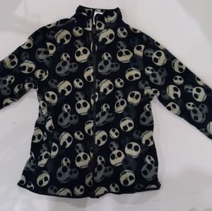 Nightmare Before Christmas Sweater With Zipper
